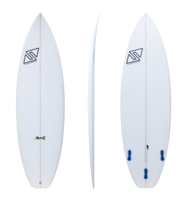 Blaster 2 by TwinsBros Surfboards