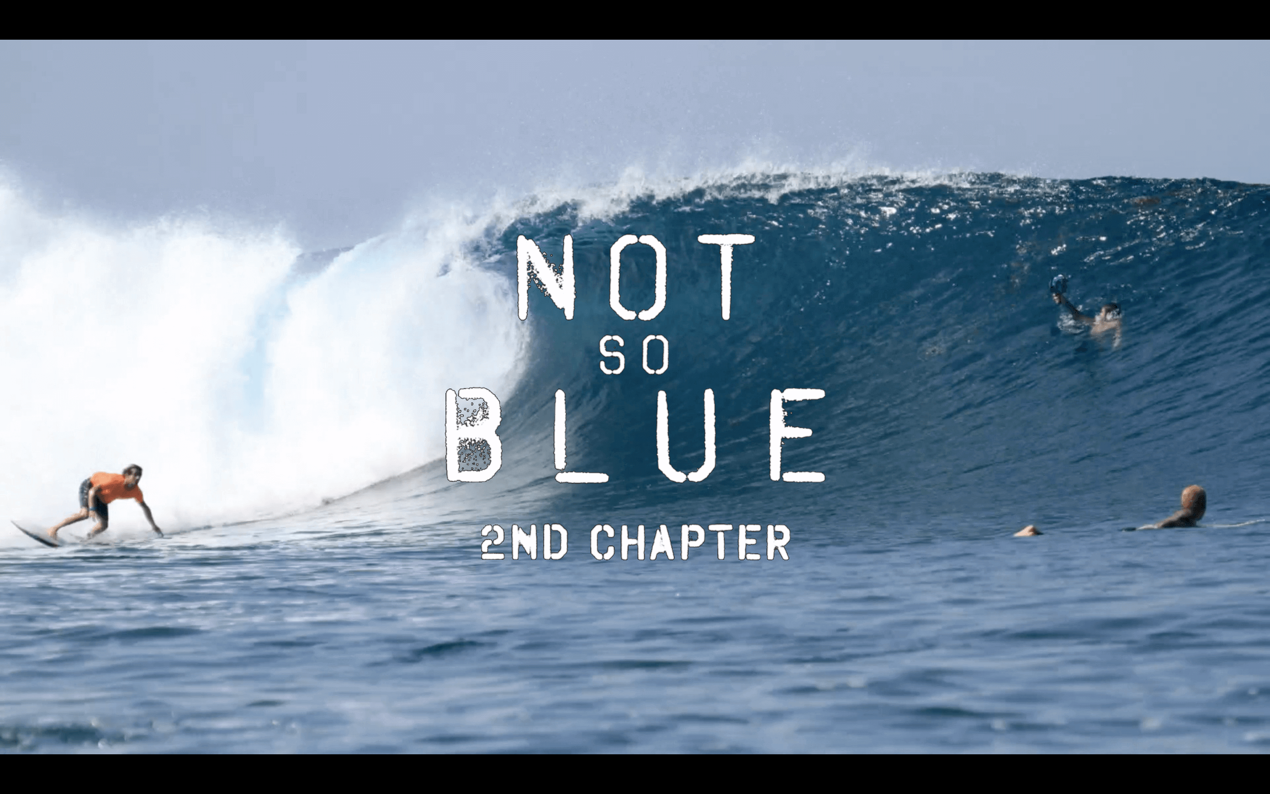 Not So Blue 2nd chapter