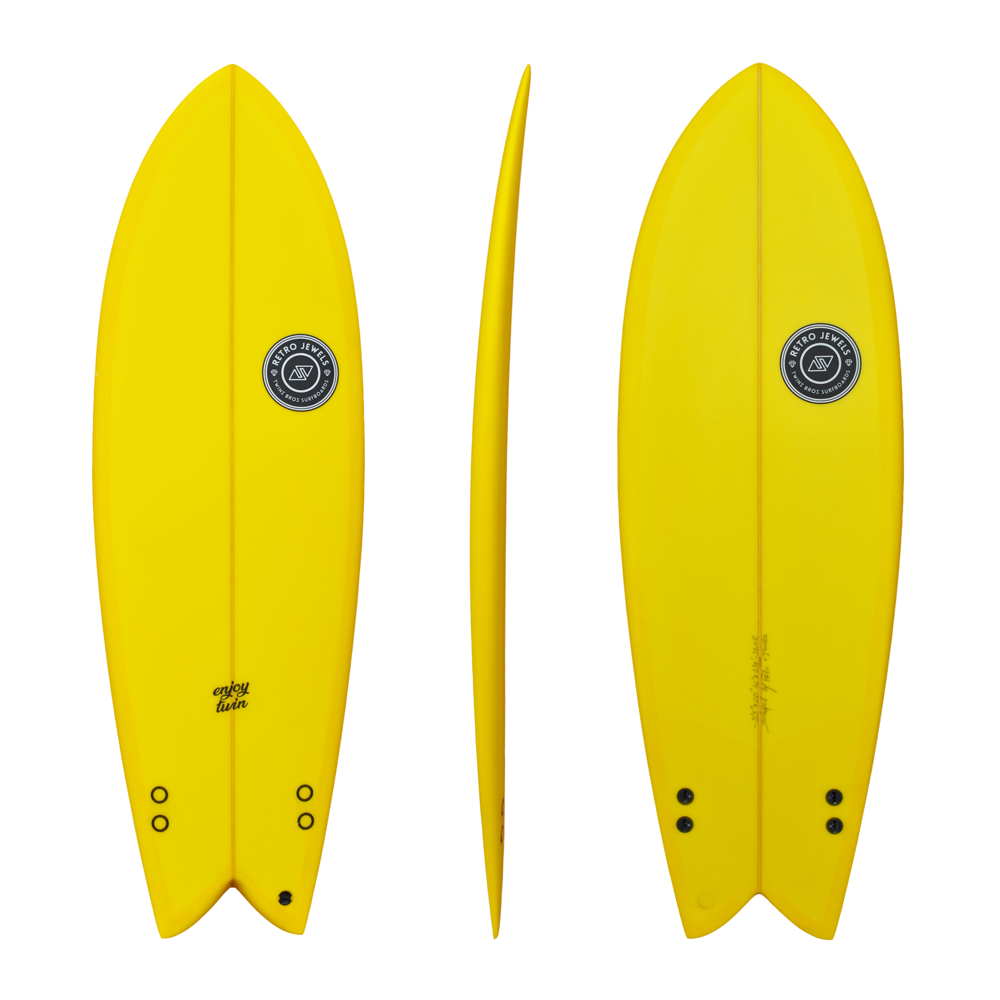 Enjoy Twin the Twin fin by TwinsBros