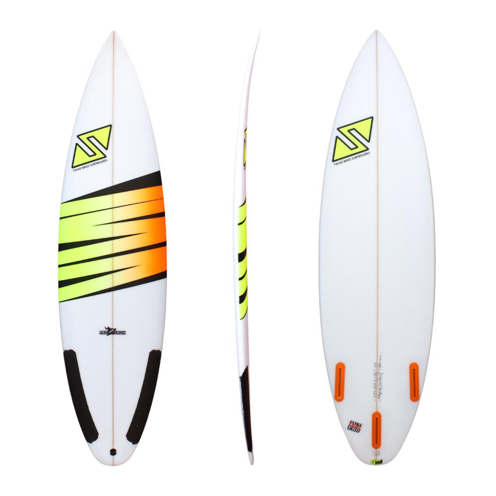 ProGrom Model - TwinsBros Surfboards