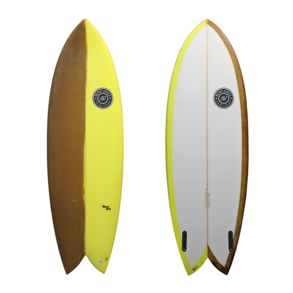 retro jewels - cherry twin - twinsbros surfboards