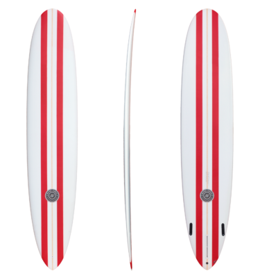 RETRO JEWELS - NICE WHALE - TwinsBros Surfboards