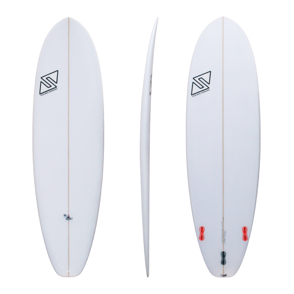 Mr Freaky by TwinsBros surfboards