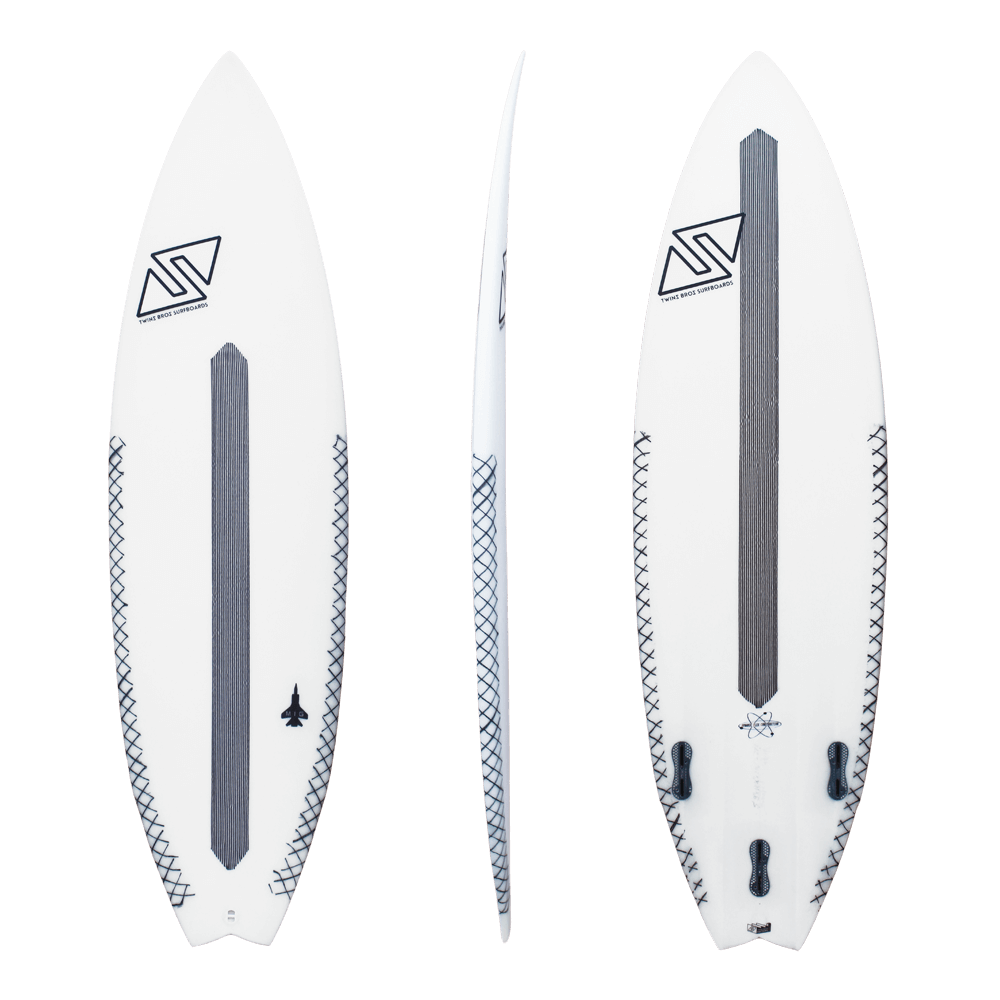 MIG by TwinsBros Surfboards