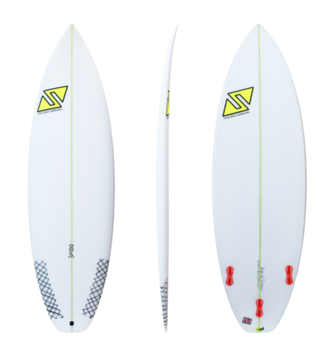 Speed model by TwinsBros Surfboards