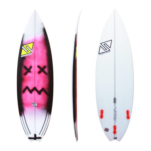TwinsBros - Grom - UglyFish