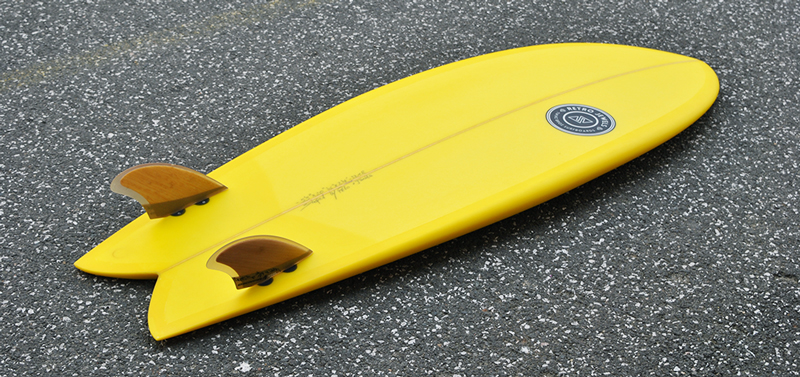 Enjoy Twin by TwinsBros Surfboards view