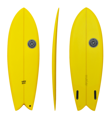 Enjoy Twin the Twin fin by TwinsBros Future