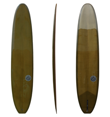 Longboard roasted pig Twinsbros surfboards