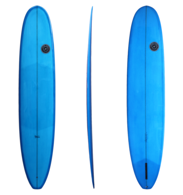 Retro jewels-longboard-the squid-twinsbros